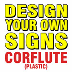 Corflute Sign