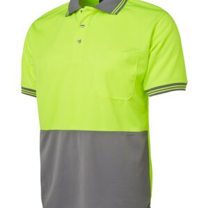 JB's Hi Vis S/S Traditional Polo Thumbnail
