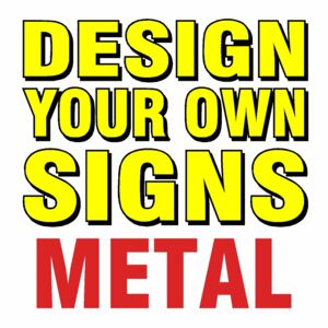 Metal Sign Thumbnail