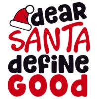 Dear Santa Define Good Design