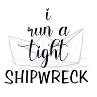 Shipwreck Blue Design